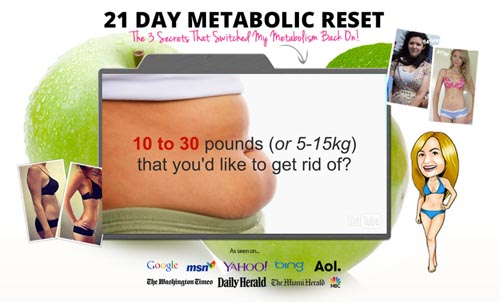 21 day metabolic reset scam