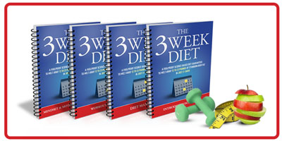 3 week diet manual