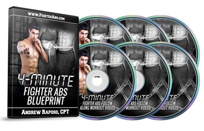 4 minute fighter abs package