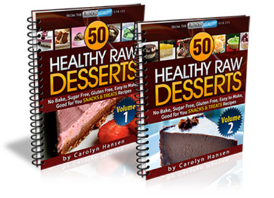 50 raw desserts review
