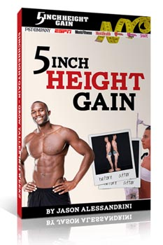 5 inch height gain review