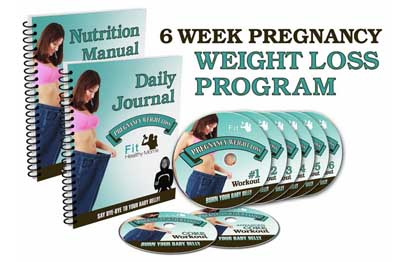 6 Week Pregnancy Weight Loss review