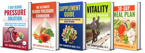 7 Day Blood Pressure Solution bonus books