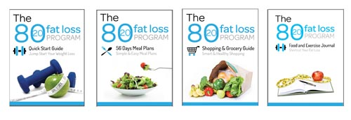 80/20 fat loss bonuses