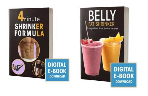 belly fat shrinker bonuses