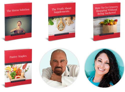 Blissfully Diet-Free Blueprint bonuses