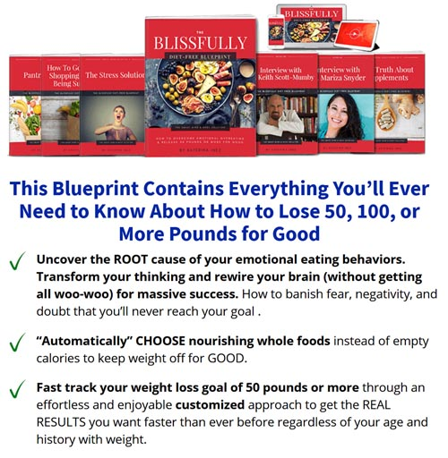 Blissfully Diet-Free Blueprint scam