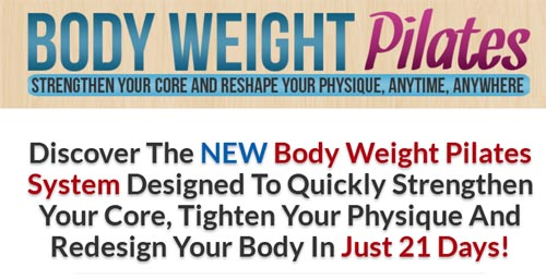 body weight pilates scam