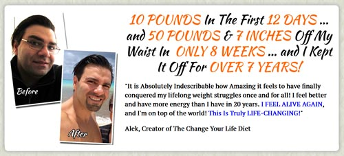 Change Your Life DIet scam
