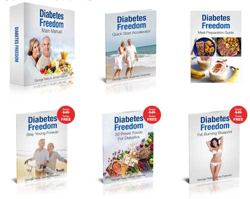 diabetes freedom bonuses