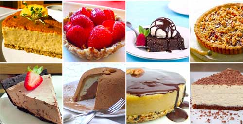 favorite food diet dessert recipes