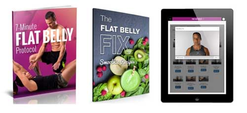 flat belly fix bonuses