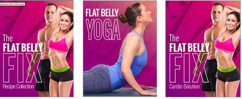 flat belly fix upsells