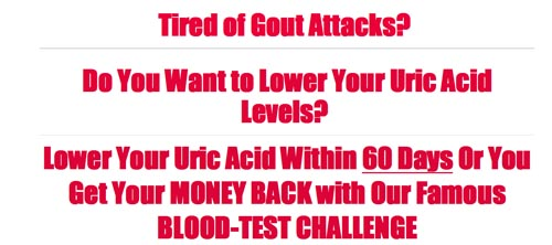 gout and you scam