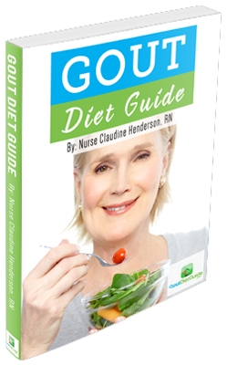 gout diet guide review