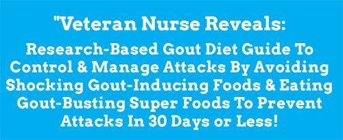 gout diet guide scam