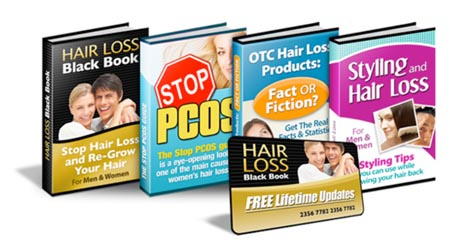 hair loss black book bonuses