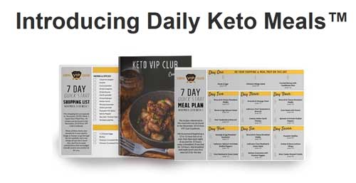 keto vip club scam