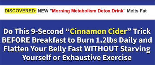 lean belly detox scam