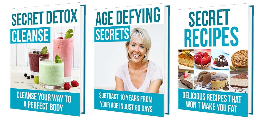 lean belly secret bonus books