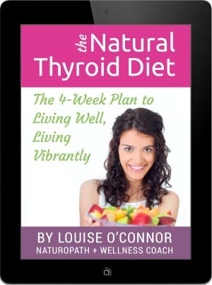 natural thyroid diet review