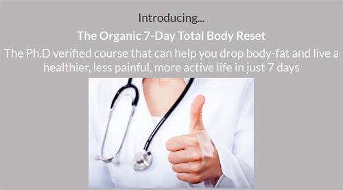 organic 7 day total body reset review