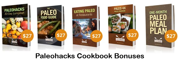 paleohacks cookbook bonus books