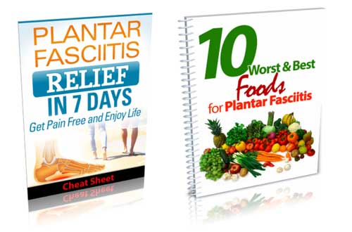 Plantar Fasciitis Relief in 7 Days bonus books