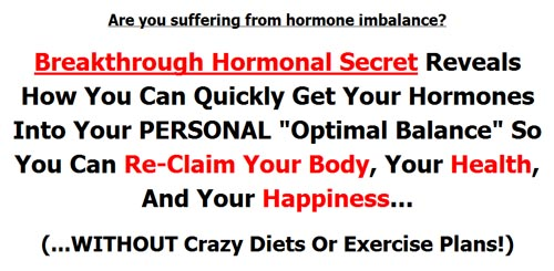 The Power of Hormones scam