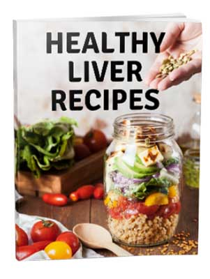 healthy liver recipes book