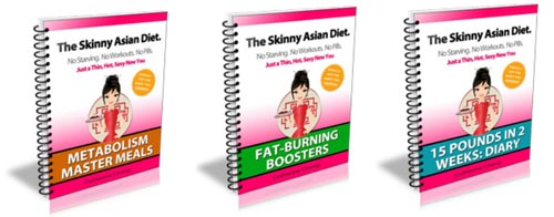 skinny asian diet bonuses
