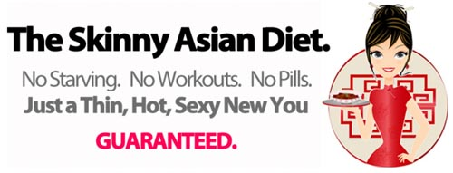 skinny asian diet scam