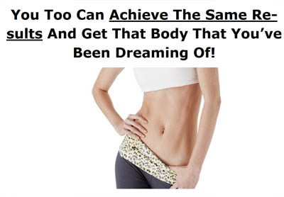 Slim Down in 21 Days scam