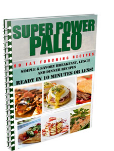 super power paleo cookbook
