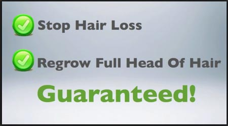 total hair regrowth scam