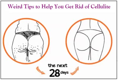 truth about cellulite naked beauty